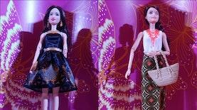 Ini Dia Wanita yang Pertama Kali Rancang Batik Untuk Barbie!