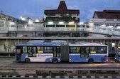 Transjakarta Akan Layani Rute Dari dan Ke Bandara Soetta