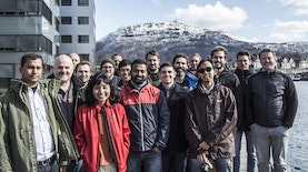 Revolusi Biru: TIM JALA Mewakili Indonesia Di Program Start-Up Accelerator Bergen, Norwegia