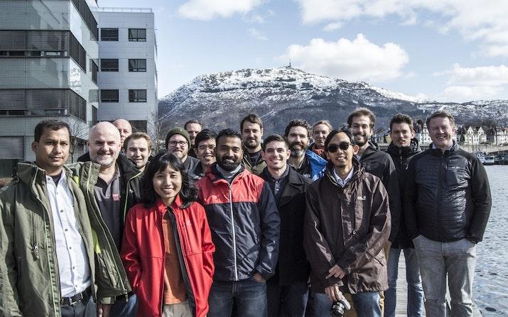 Revolusi Biru: TIM JALA Mewakili Indonesia Di Program Start-Up Accelerator Bergen, Norwegia