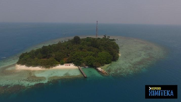 Ekspedisi Himiteka Ungkap Potensi Pariwisata Kepulauan Seribu Bagian Utara