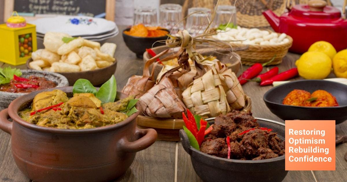 Makanan Lebaran Yang Khas Indonesia Good News From Indonesia
