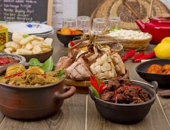 Makanan Lebaran yang Khas Indonesia