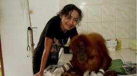 Hebat! Perempuan Nganjuk ini Dedikasikan Diri untuk Satwa Liar Indonesia