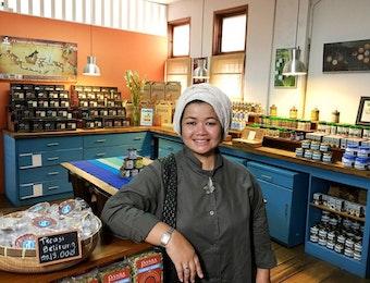 Helianti Hilman, Menduniakan Pangan Lokal Lewat Javara