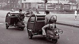 Ragam Moda Transportasi ''Djadoel'' Khas Jakarta, Siapa Pernah Coba?