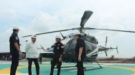 Serba-Serbi Bandara Helikopter Pertama di Indonesia