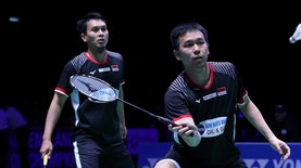 Rekap Hasil Indonesia di Semi-Final All England 2019