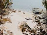 Gambar sampul Keindahan Pantai Srakung yang Diapit Dua Tebing di Gunungkidul