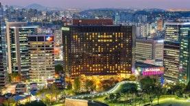 Dua Orang dari Bali ini Membuat Hotel Hilton Seoul Membludak