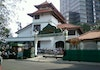 A Historic Mosque in the Bustling Capital