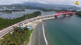 Jembatan Holtekamp, Si Merah nan Megah Siap Dibuka Juli 2019