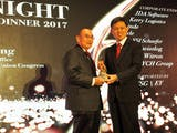 "Gambar sampul Hura Kamadjaja Raih ""Honorary Fellows Award"" dari Supply Chain Asia"