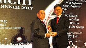 "Hura Kamadjaja Raih ""Honorary Fellows Award"" dari Supply Chain Asia"