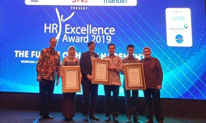 PT. AP II Dapat Penghargaan Transformasi Digital & Human Capital