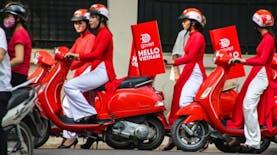 Lebarkan Sayap Ke Kota Lain, Go-Viet Resmi Hadir di Hanoi Vietnam