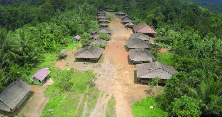 Menyatu dengan Alam Melalui Rumah Adat Suku Huaulu