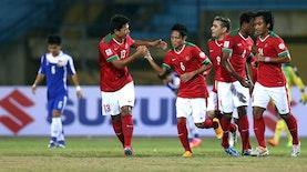 Peringkat FIFA di Asia Tenggara, November 2017