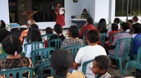 Melirik Ibadah Syukur Radio Swasta di Kota Jayapura