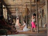 Gambar sampul Hidup Rukun Ala Suku Dayak di Umah Betang