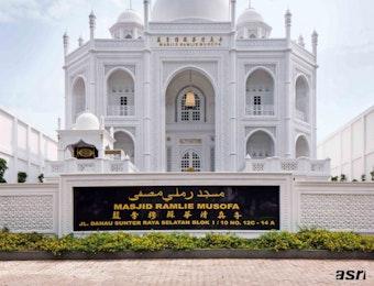 Masjid-Masjid ini Ternyata Hits di Media Sosial. Kok Bisa?