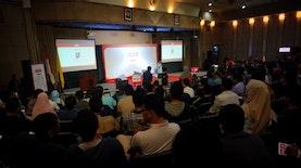 Balai Sidang UI Penuh Dengan Pegiat Startup Digital, Ada apa?