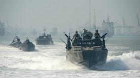 Wow Ternyata Nama Kapal-Kapal TNI Angkatan Laut Memiliki Pola!