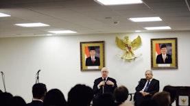Belajar dari Konglomerat Inggris, Ratusan Mahasiswa Hadiri Malam Karir Indonesia di London