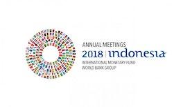 Siap Bantu, Pertemuan Bank Dunia-IMF akan Bahas Lombok dan Palu