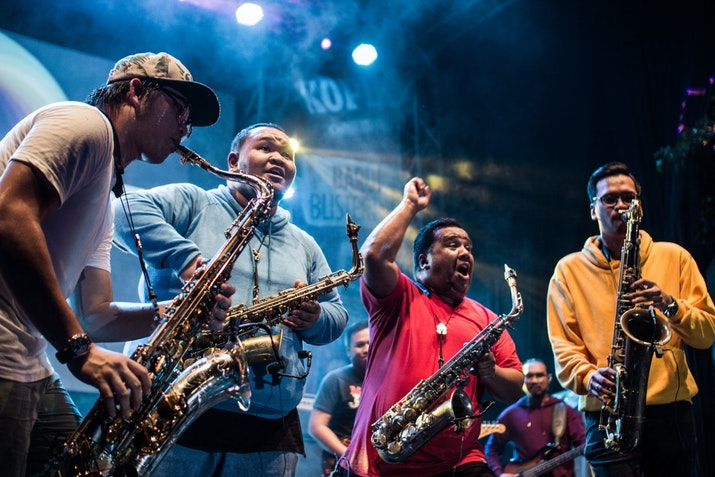 JGTC Festival, Festival Jazz Tertua di Indonesia