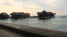 Pulau Seribu Wisata Pantai Jakarta
