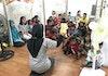 Bukti Pengabdian, Penerima Beasiswa LPDP Ajak Anak-Anak Tingkatkan Minat Baca