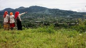 Di kaki Gunung Patah, Perempuan dan Laki-Laki Setara dalam Mengelola Alam