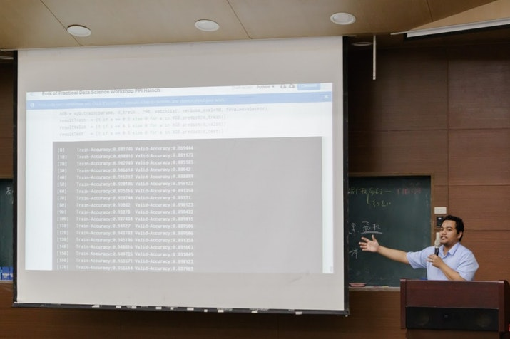 PPI Hsinchu Eratkan Alumni dan Mahasiswa lewat Workshop Teknologi