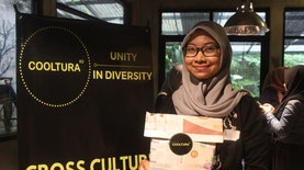 Cooltura_ID as Multicultural Community for the Youth in Bogor