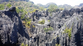 Kisah Migrasi Manusia di Pegunungan Karst Sulawesi Selatan