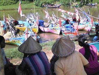 """Kriuknya """"Kripik Ikan Dero"""" Khas Tanah Pesisir, Sambiroto, Tayu, Jawa Tengah"""