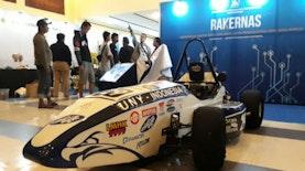 Mobil Hemat Energi karya UNY siap Membanggakan Indonesia