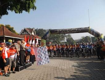 Tour de Borobudur 2018: Event Olahraga Pariwisata Sekaligus Amal