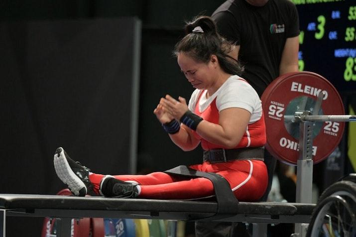 Indonesia Pecahkan Rekor dan Sabet Juara Umum Angkat Berat ASEAN Para Games 2017