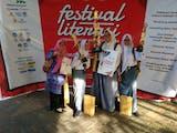 Gambar sampul Festival Literasi di Surakarta Ajak Masyarakat Untuk Menulis