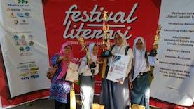 Festival Literasi di Surakarta Ajak Masyarakat Untuk Menulis