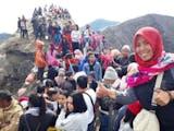 Gambar sampul Menunggu Sunrise Tahun Baru di Bromo, Gunung yang Jadi Magnet Wisata Jawa Timur
