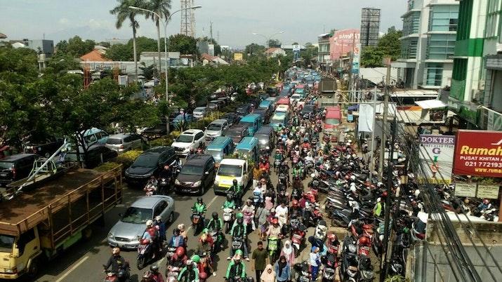 Depok Akan Miliki LRT Sendiri