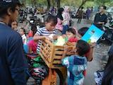 Gambar sampul Membaca dan bersepeda: Perpustakaan Prasojo Sebagai Kepedulian Terhadap Minat Baca