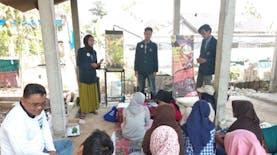"""Mahasiswa Perikanan ciptakan alat pengasapan ikan dengan sistem """"recycle smoke"""""""