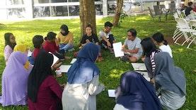 Belajar Bersama Maestro di Studiohanafi: Seni Rupa, Teater dan Sketsa