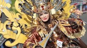 Dibanjiri Ribuan Penonton, Banyuwangi Ethno Carnival Suguhkan Nuansa Lokal dengan Konsep Jempolan!