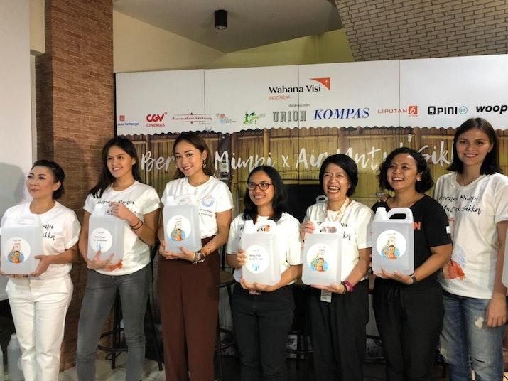 #BeraniMimpi 2018: Indonesia Bersama Mewujudkan Mimpi Anak Sikka