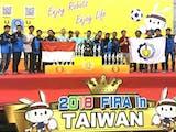 Gambar sampul Tim Robotika ITS Sukses Bawa Pulang 19 Penghargaan dari Taiwan